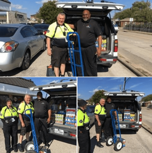Service Experts In Plano Is Thrilled To Help Christmas Cops